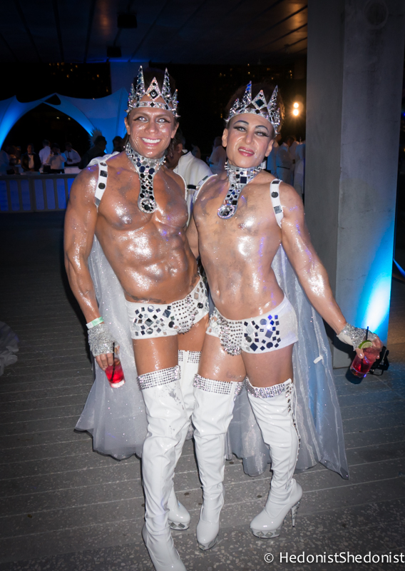 Gay white party
