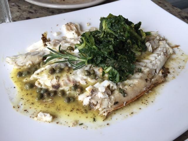 poseidon fish filet
