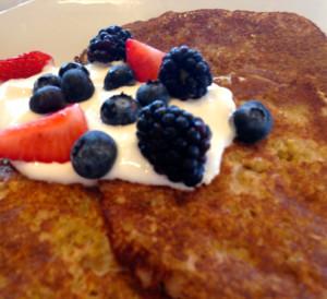Lyfe Kitchen Quino Buttermilk Pancakes