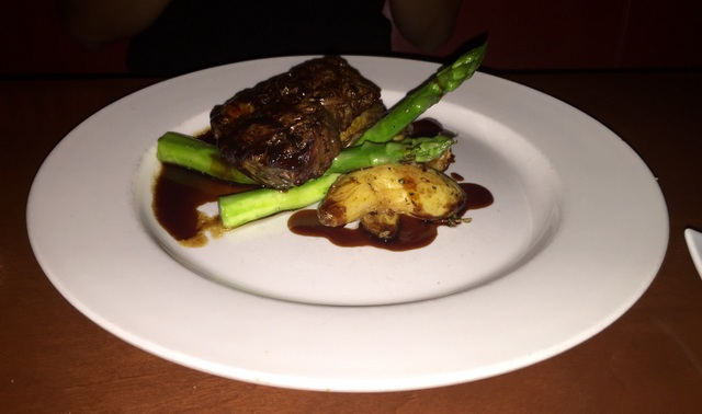 Grilled 9oz. Allen Bros. Filet Mignon