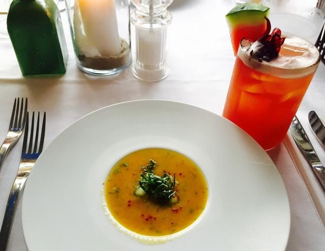 Essensia Yelo Tomato Gazpacho