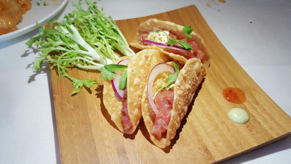 Tuna Tacos MesaMar