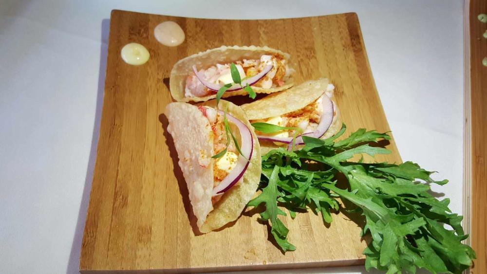 Lobster Tacos MesaMar