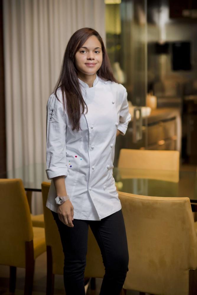 Angelina Bastidas Piripi Executive Chef