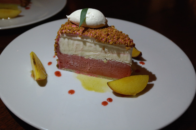 The Dutch Miami's -Almond-Ice-cream-cake