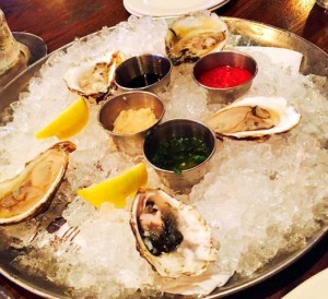 City Oyster and Sushi Bar Delray Beach miami oyster