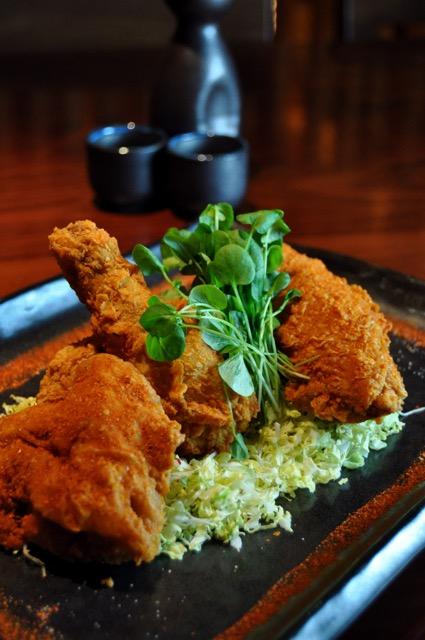 Blue Ribbon Sushi Las Vegas Best Fried Chicken Hedonist Shedonist