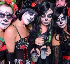 Vizcaya Halloween Sundowner 2015