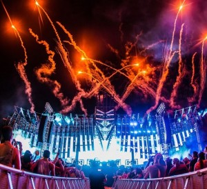 Electric Zoo Review Main Stage