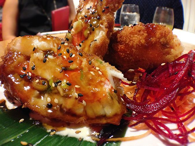 Kokai Sushi Lounge Review Suzuki Fry