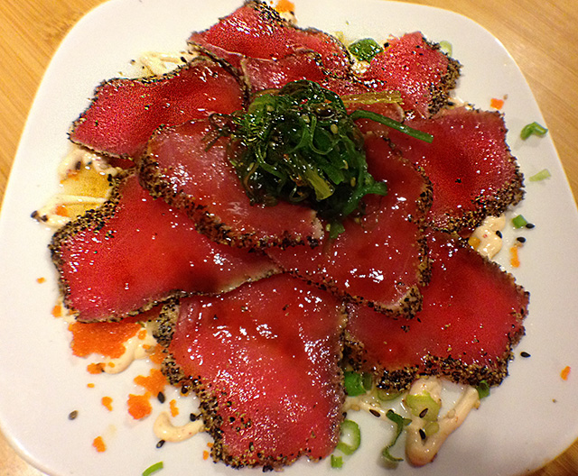 Kokai Sushi Lounge Review Tuna