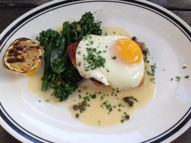Swordfish schnitzel hedonist shedonist for Prime fish menu