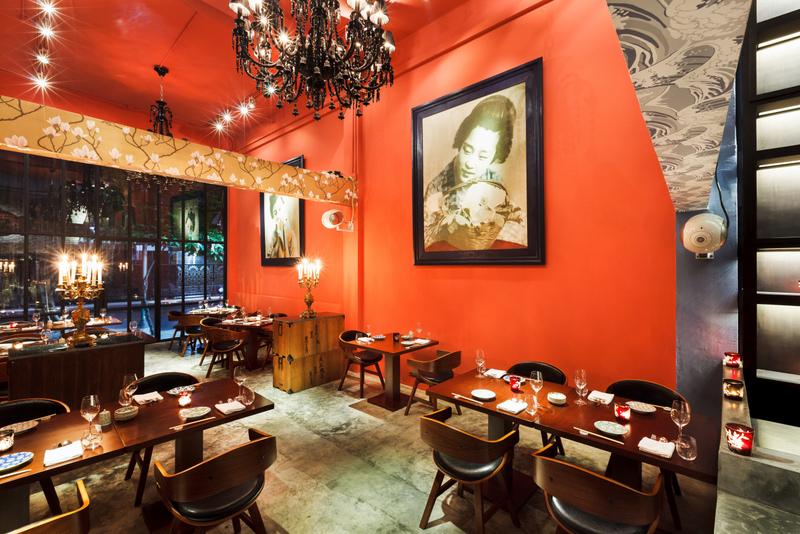 Kombawa restaurant bangkok
