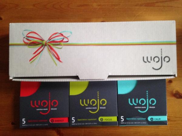 wojo nutrition gift pack
