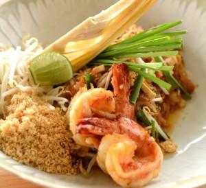 best pad thai benjarong restaurant bangkok