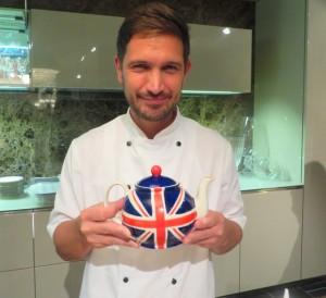 BritWeek Miami - chef andy bates