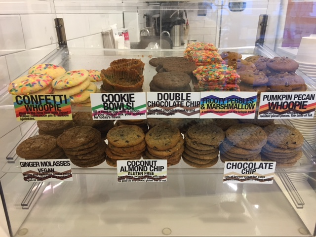 Cool Haus coolhaus cookies display hedonist shedonist