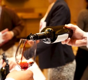 benvenuto brunello wine close up
