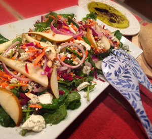 Blue Cheese Salad Recipe