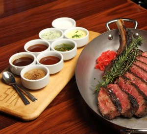 STK Chicago Steak and Sauces
