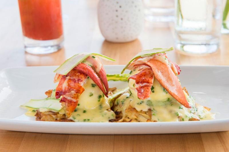 Best Miami Brunch - seaspice - lobster eggs benedict