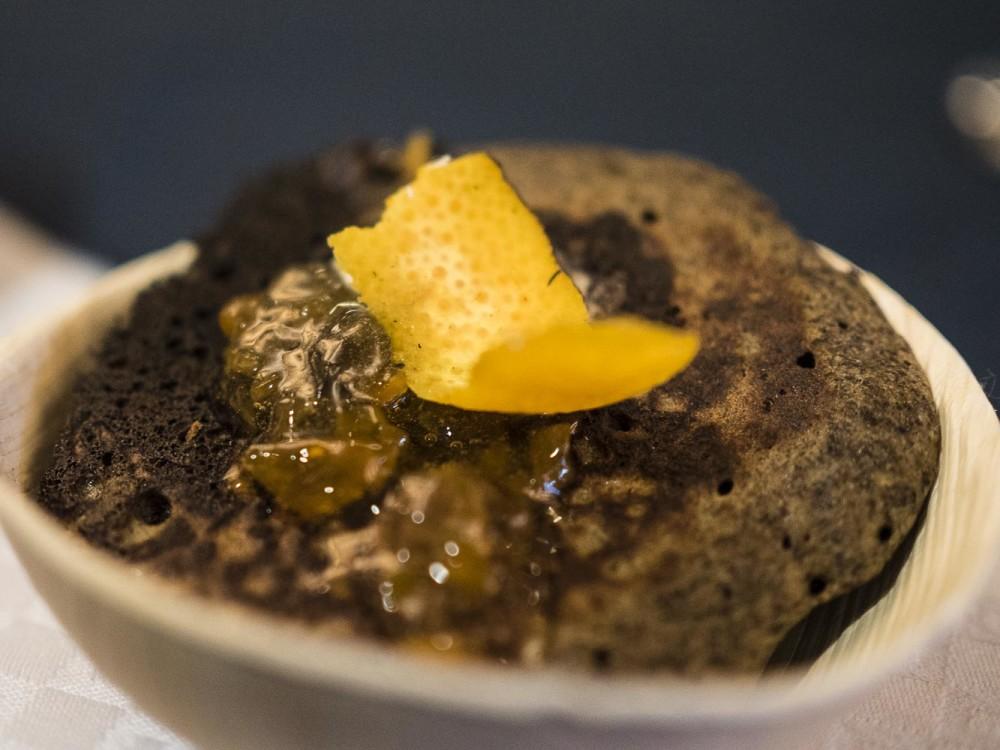 NJWFF Food Prosecco and Pancakes buckwheat