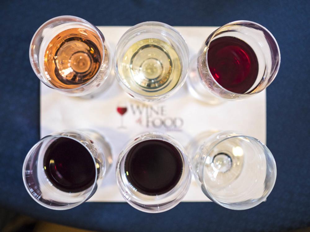 NJWFF Husic Wines