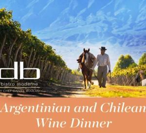 db bistro wine dinner - April artwork - courtesy of db bistro miami