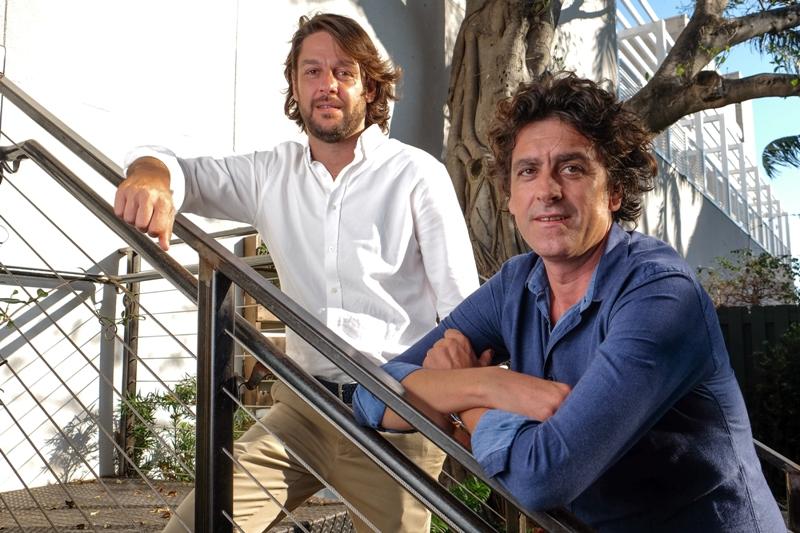 klima Miami - Yago Giner (L) and Pablo Fernandez-Valdes - courtesy of KLIMA
