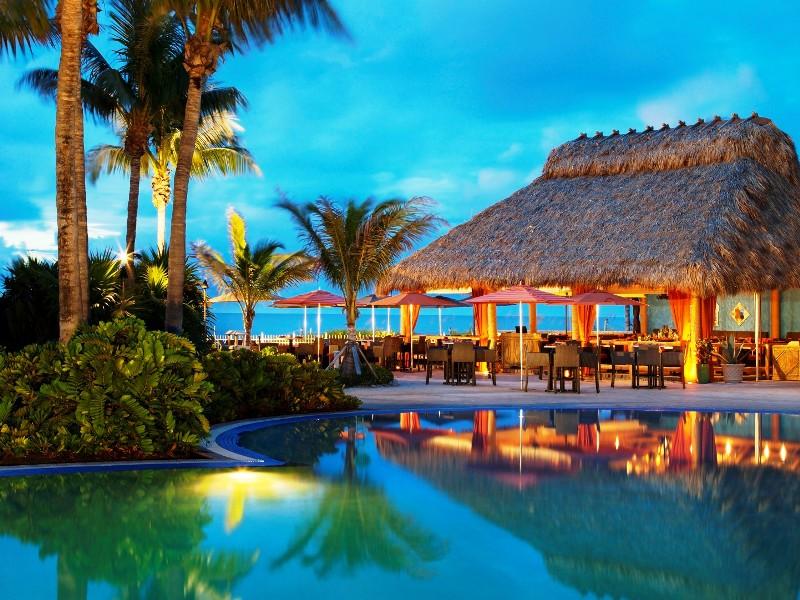 Best Cinco de Mayo Miami – CantinaBeachExterior -courtesy of The Ritz Carlton Key Biscayne