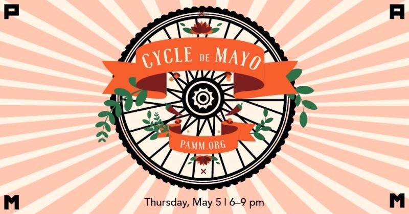 Best Cinco de Mayo Miami – cyclo de mayo - courtesy of pamm
