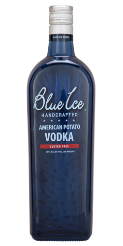 4th of July Guide Blue Ice Vodka