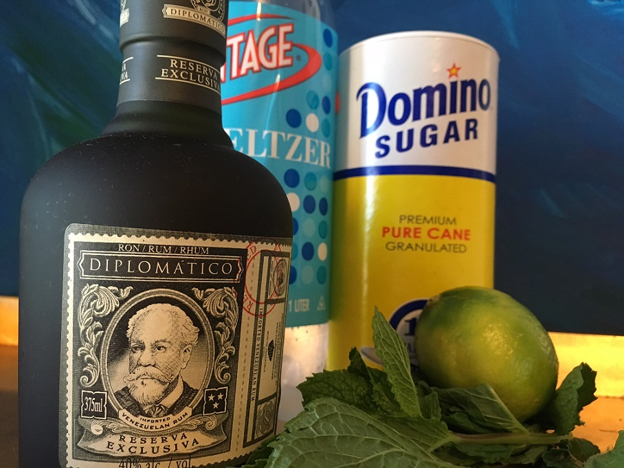 Simple Summer Cocktail Recipes Mojito Ingredients