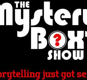 Portland OR mystery box logo