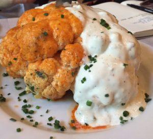 The Spillover-Buffalo Cauliflower