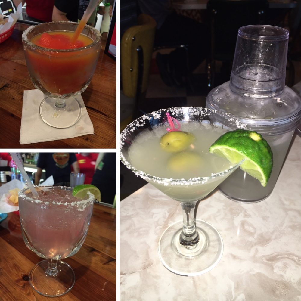 Chuy's Winter Park Cocktails