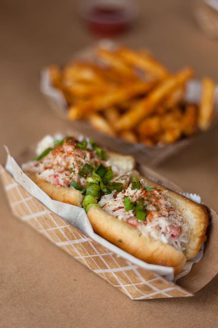 Mad Boiler Lobster Roll
