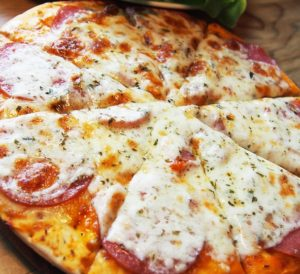 comfort foods pizza