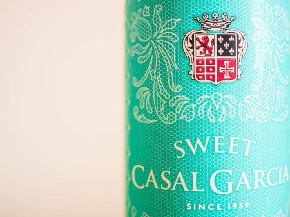 casal garcia and santa margherita wine sweet vinho verde
