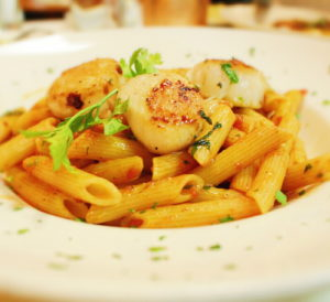 Tuscany Chicago Scallop Penne