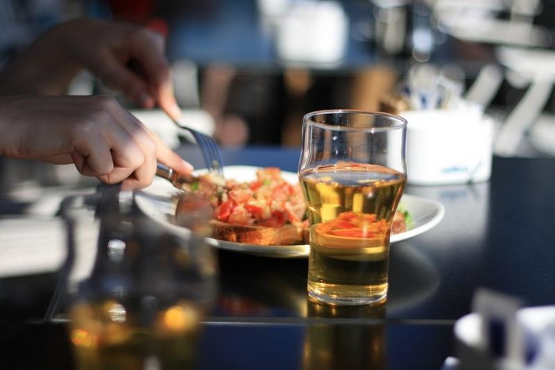 Food Pairings Meal and Beer