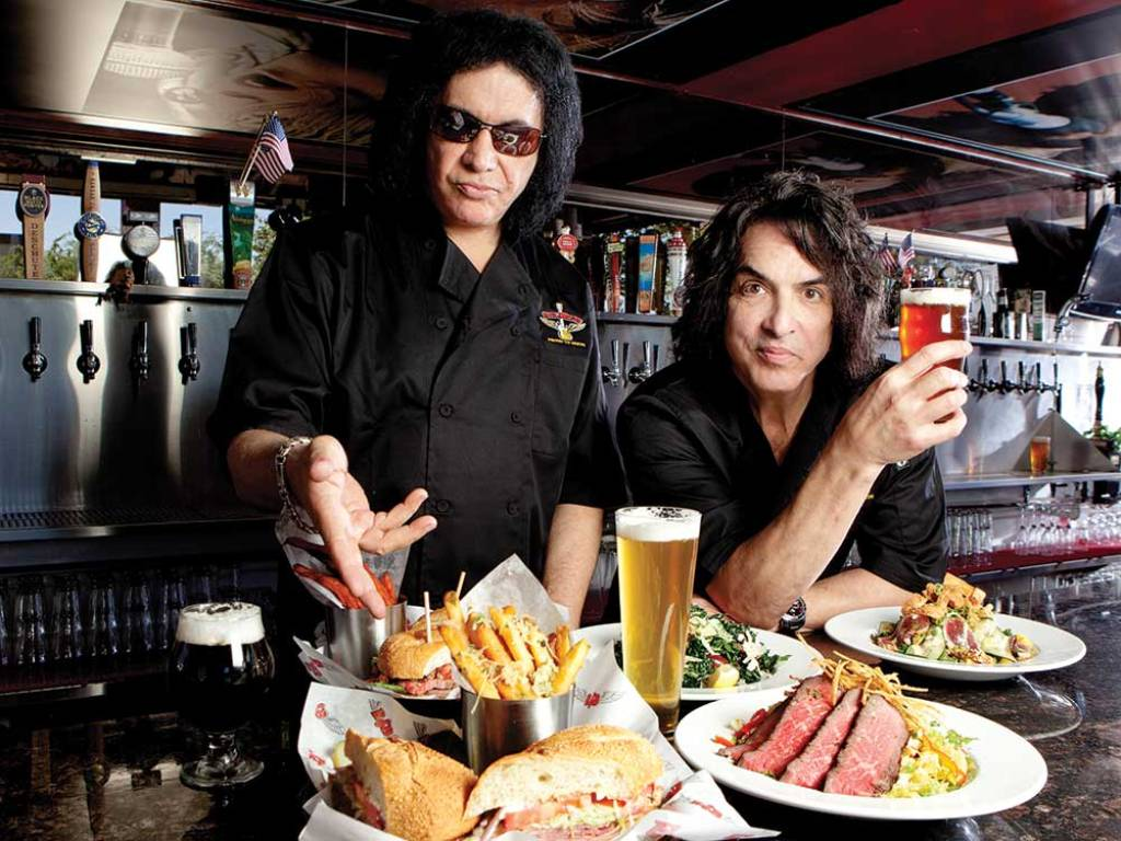Rock and Brews KISS