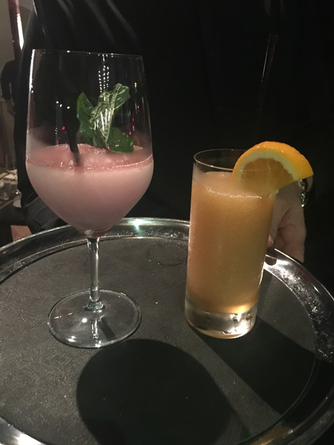 db Bistro Moderne - Frose and Autumn Chill