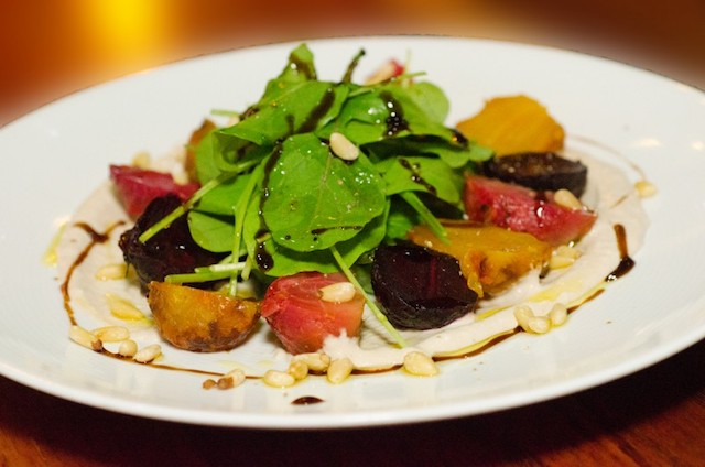 210 Restaurant and Music Lounge Beet Salad