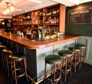 analogue bar interior