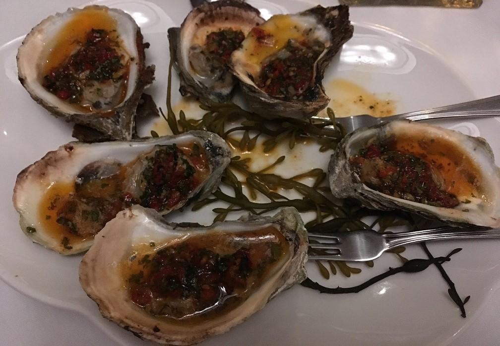 benjamin prime oysters