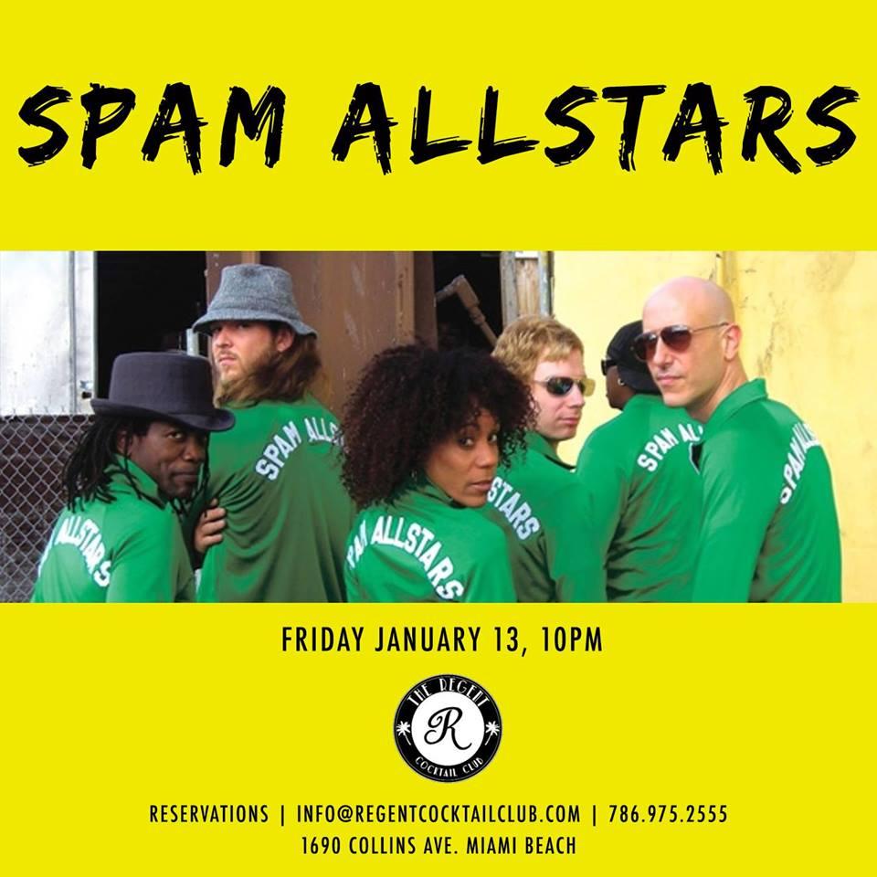 Spam-All-Stars