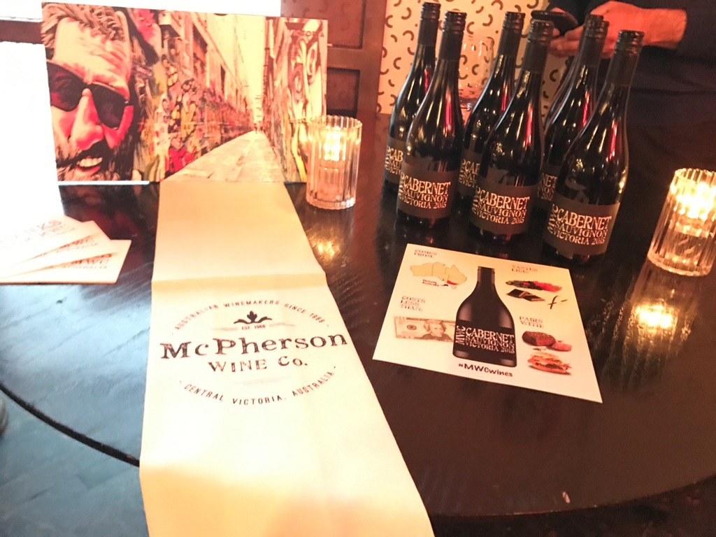 McPherson Wine Co Products