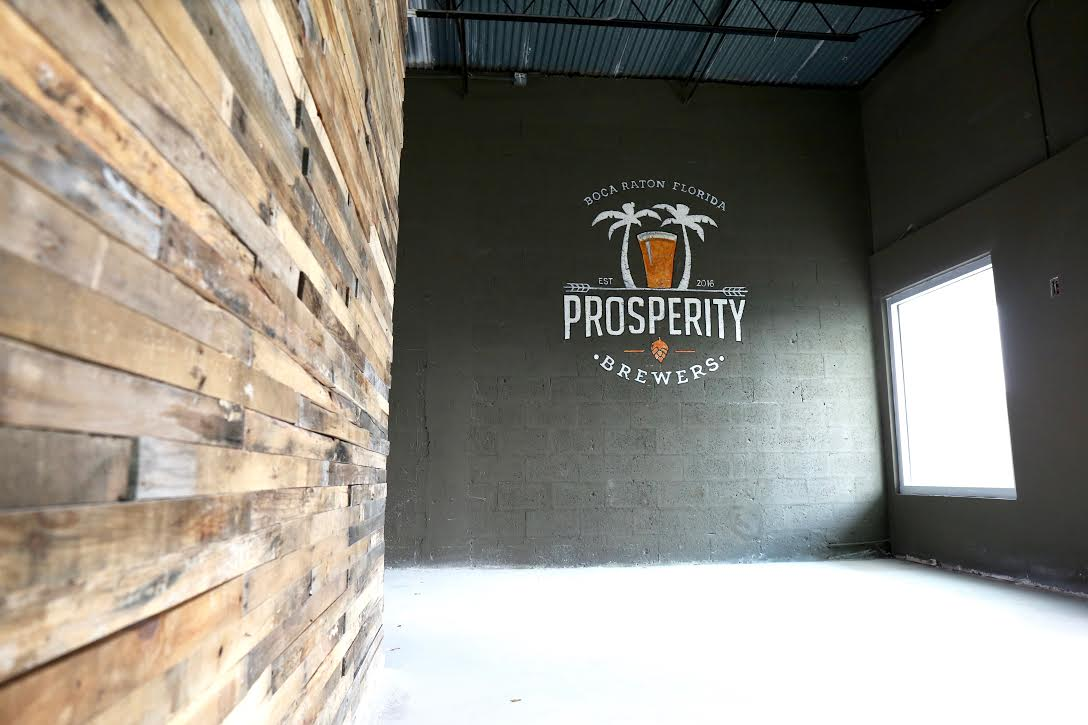 Prosperity Brewers building