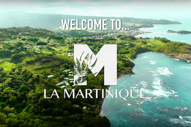 Bien connu La Martinique Partners with Norwegian Air for a Trip to Paradise  ZK66